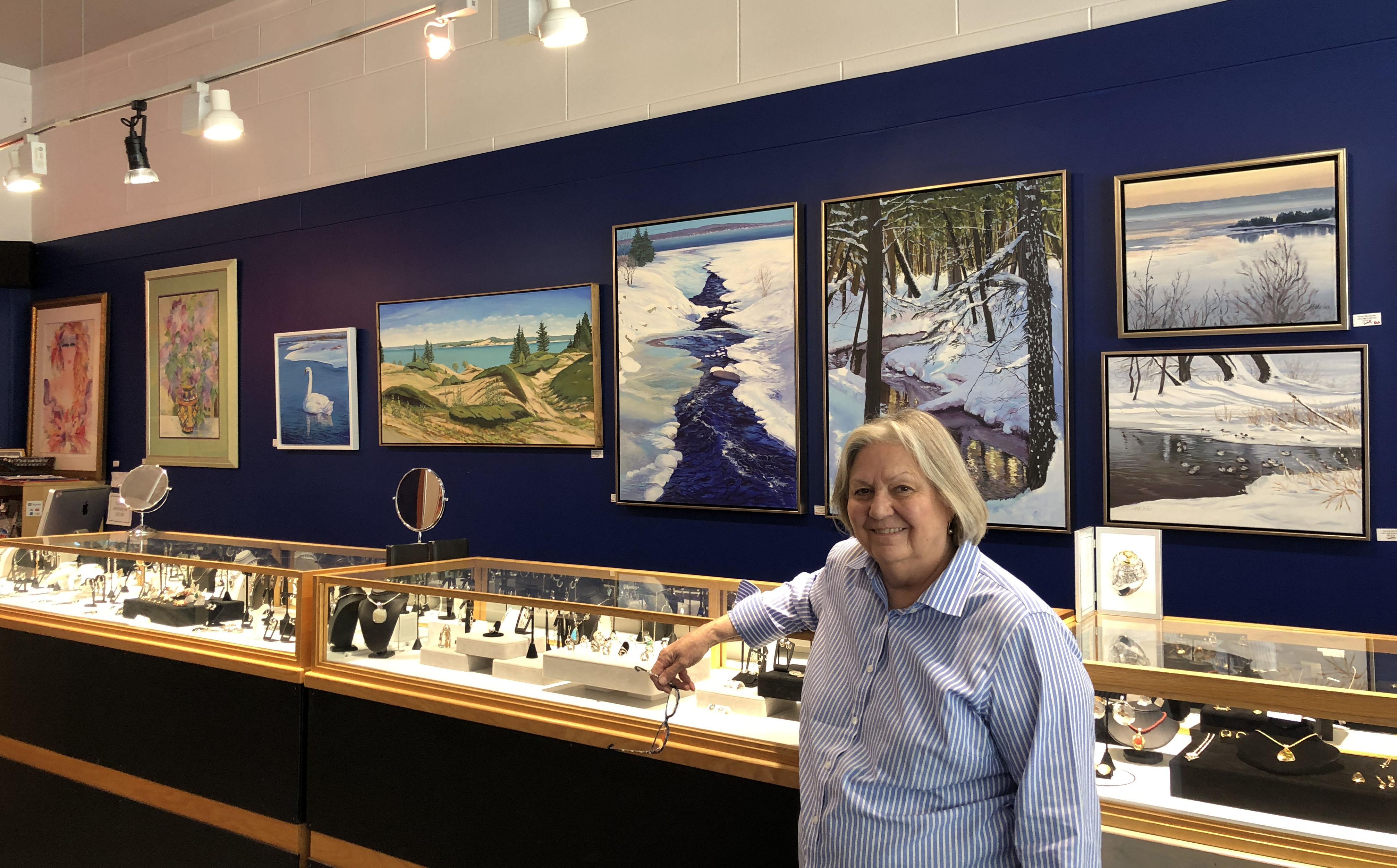 Mary Ann Archer Fine Art and Jewelry