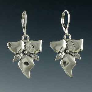 NEW: Trillium 'Long-Shaped' Earrings | Mary Ann Archer