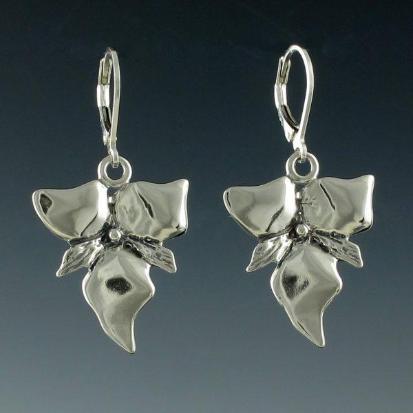 NEW: Trillium 'Long-Shaped' Earrings   Mary Ann Archer