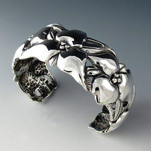 Trillium Cuff Bracelet